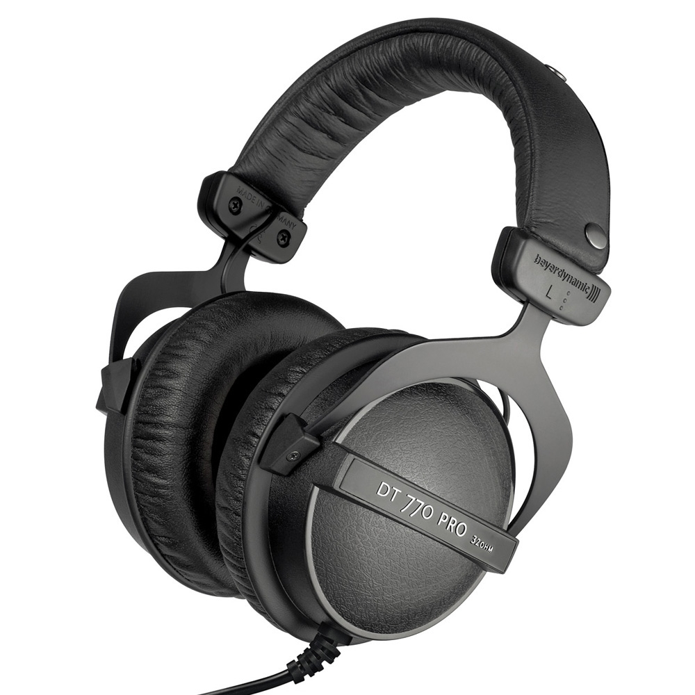 Beyerdynamic DT 770 PRO 32 OHM Closed Dynamic Headphone