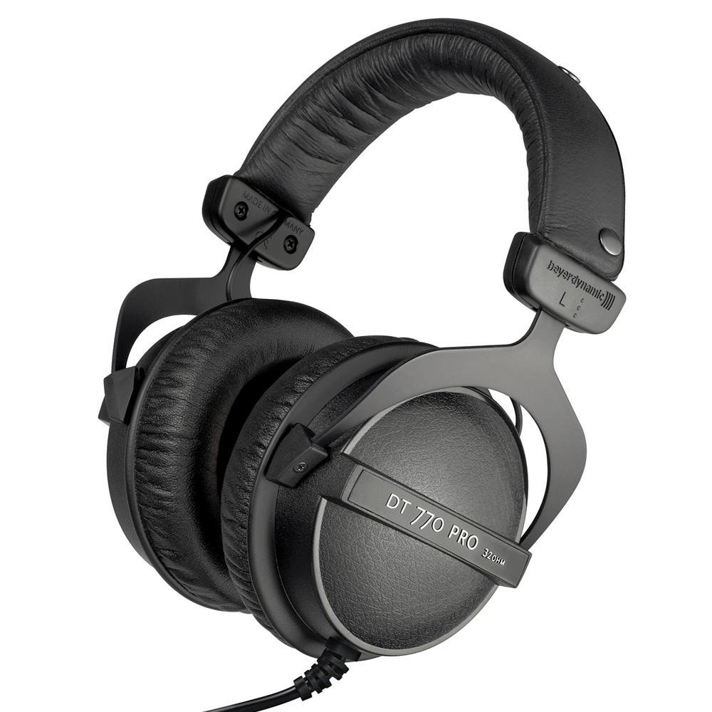 Beyerdynamic DT 770 PRO 32 OHM Closed Dynamic Headphone