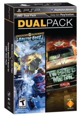 UMD Dual Pack: Patapon + LocoRoco Sony PSP video game