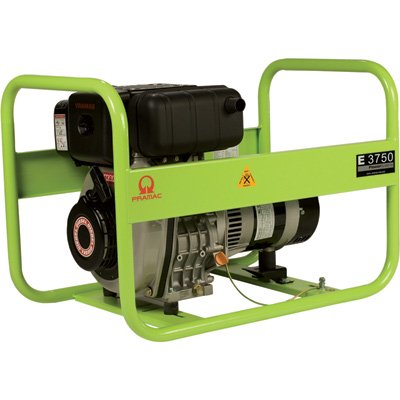Pramac E3750 Diesel 3.33 KVA Recoil Start Portable Generators