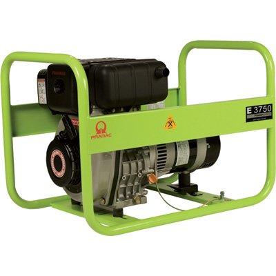 Pramac E3750 Diesel 3.33 KVA Recoil Start Portable Generators