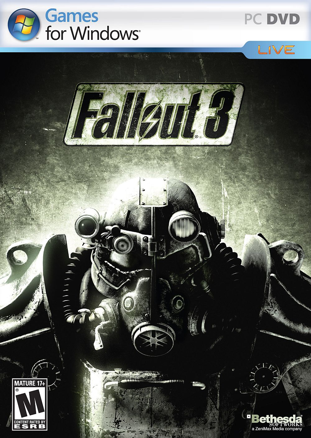 Fallout 3 PC Game DVD