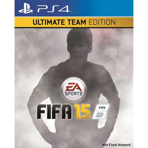 FIFA 15 Ultimate Team PS4 video game