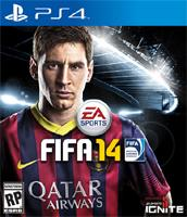 FIFA 14 PlayStation 4 Game