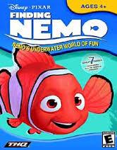 Finding Nemo: Nemo's Underwater World of Fun Mac Game DVD