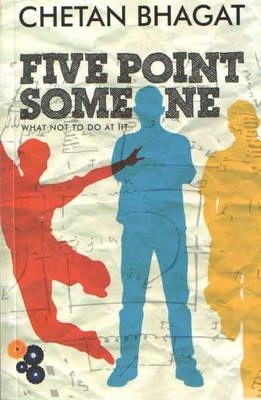 Five Point Someone Paperback