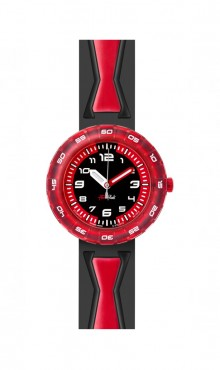 Swatch  GET  IT  IN  RED   ZFCSP015  Watch