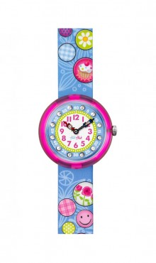 Swatch  GIRLY  BADGES  ZFBNP023   Watch