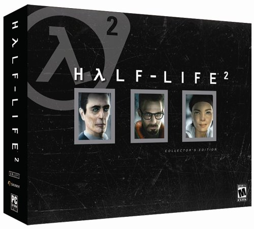 Half-Life 2: Collector's Edition PC Game DVD