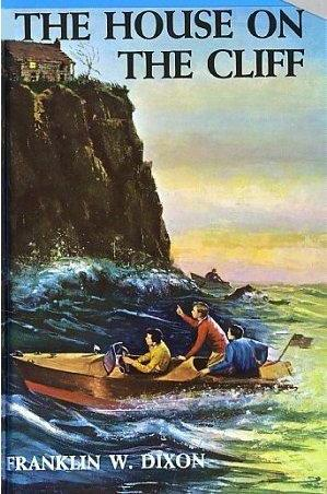 Hardy Boys Book  - The House on the Cliff Paperback