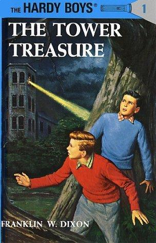 Hardy Boys Book 1 - The Tower Treasure GB Paperback