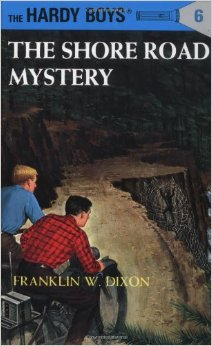 Hardy Boys Book 6 - The  Shore  Road  Mystery  Paperback