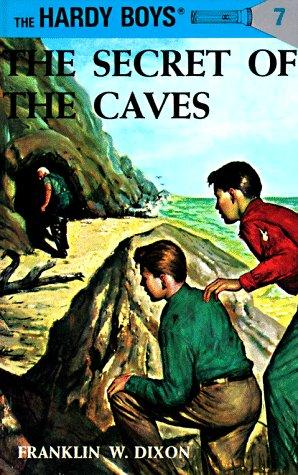 Hardy Boys Book 7 - The Secret of the Caves Paperback