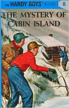 Hardy Boys Mystery Stories Book  - The Mystery of Cabin Island Paperback