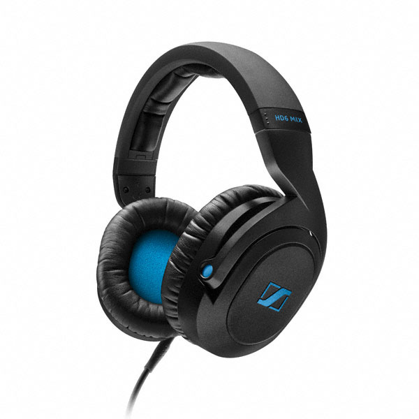 Sennheiser HD6 MIX DJ Headphone & Monitoring