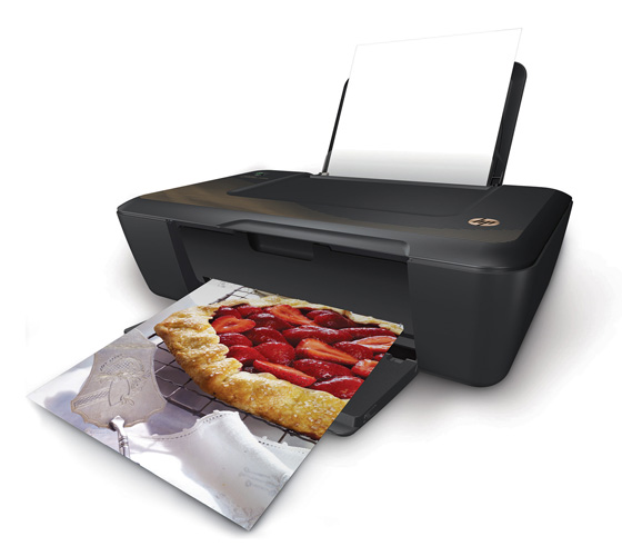 HP  Deskjet  Ink  Advantage  2520hc  All -in -One  Inkjet  Printer