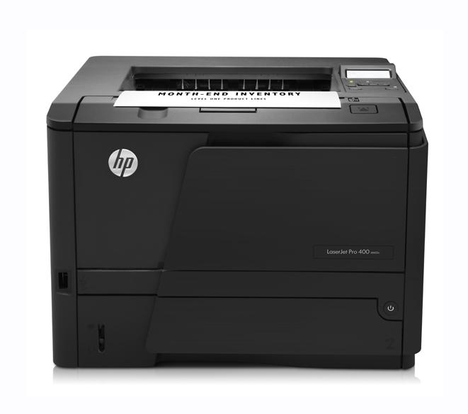 HP  LaserJet  Pro 400  Laser  Printer  M401n