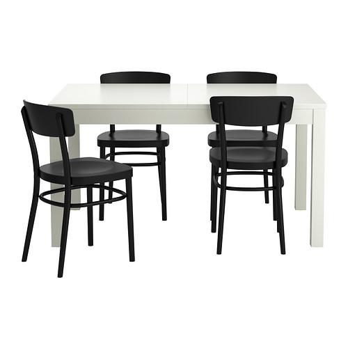 Ikea BJURSTA/IDOLF 999.320.88 Dining Furniture