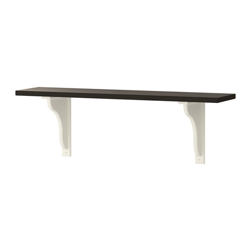 Ikea EKBY HEMNES / EKBY HENSVIK Wall Shelf