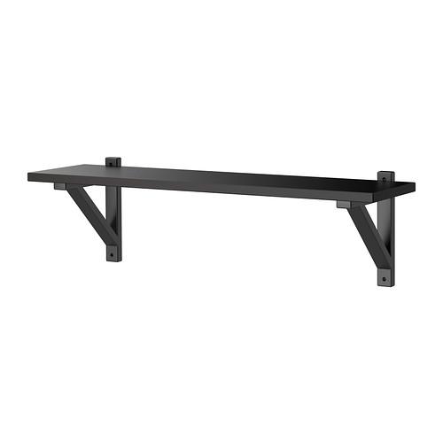 Ikea EKBY HEMNES / EKBY VALTER Wall Shelf