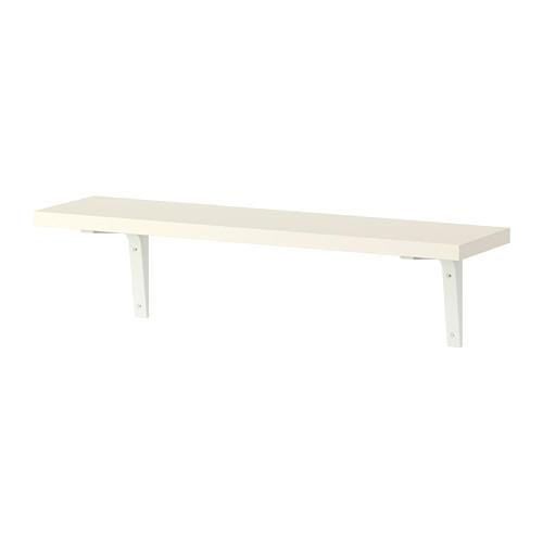 Ikea EKBY JARPEN / EKBY STODIS Wall Shelf