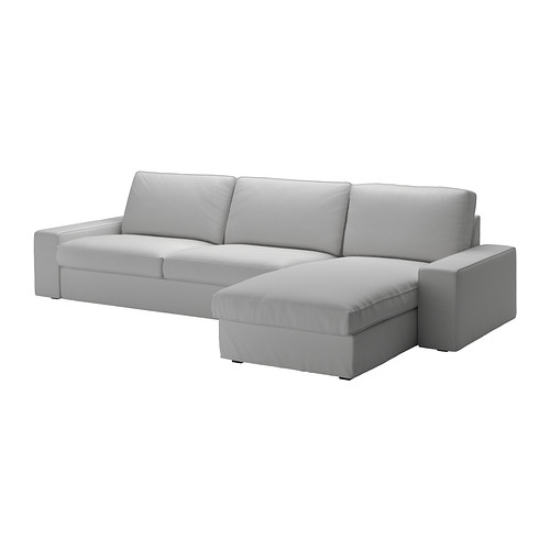 IKEA  KIVIK  Three-seat  Fabric  Sofa