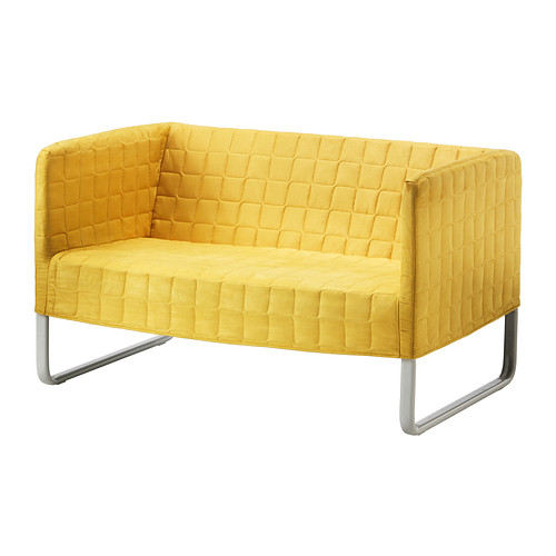 IKEA  KNOPPARP  Two-Seat  Fabric  Sofa