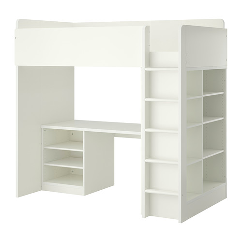 IKEA STUVA Loft Bed Combo With 2 Shelves/3 Shelves  For Children
