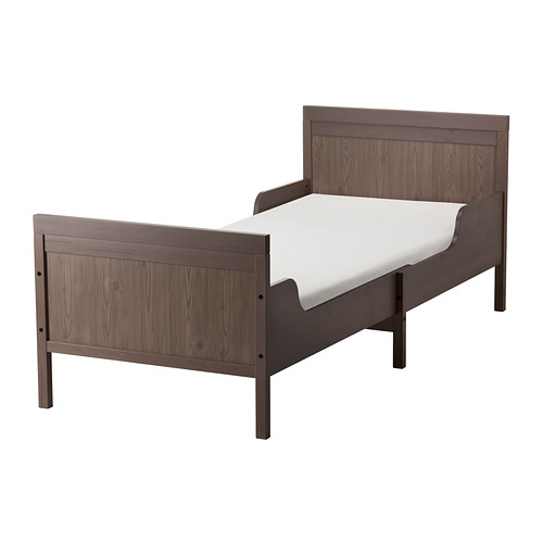 IKEASUNDVIKExt BedFrameWithSlattedBedBaseForChildren