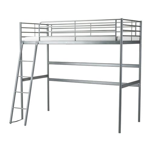 IKEA SVARTA Loft Bed Frame For Children