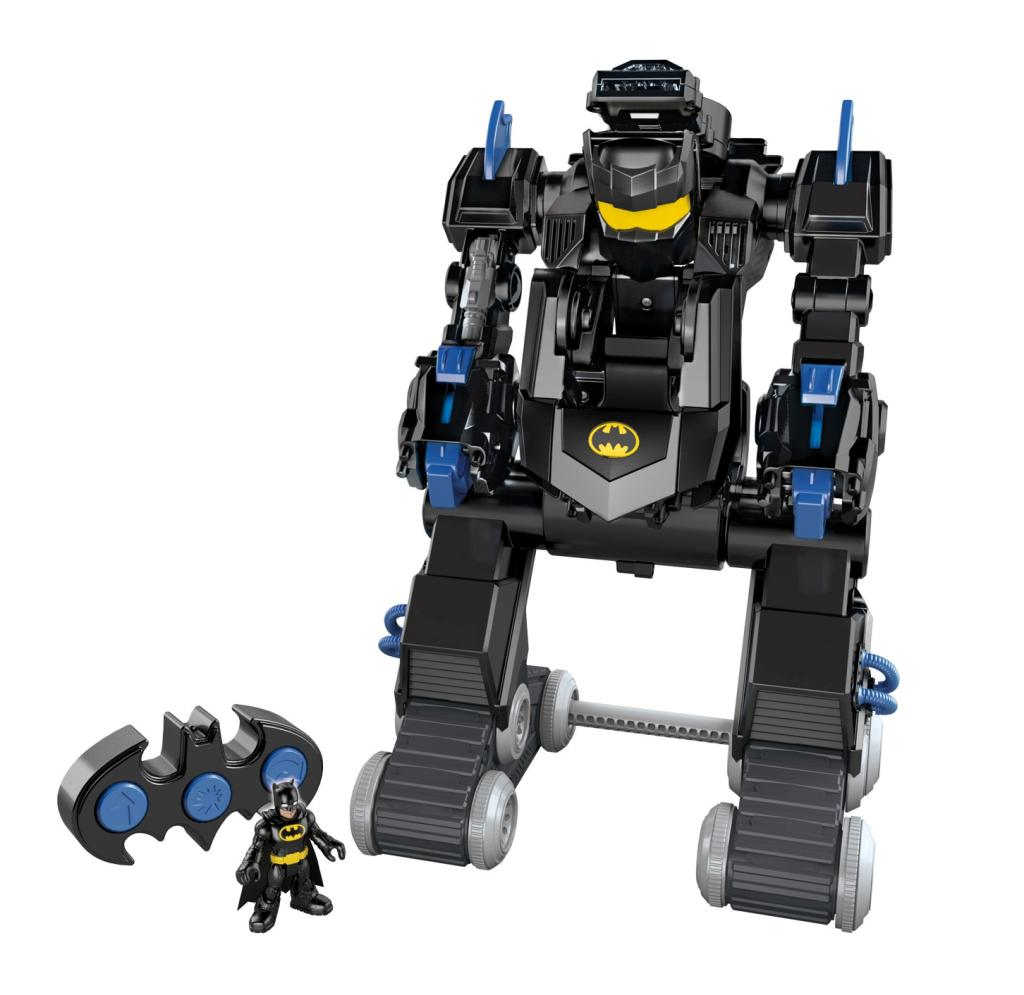 Fisher-Price Imaginext Batbot RC Toys