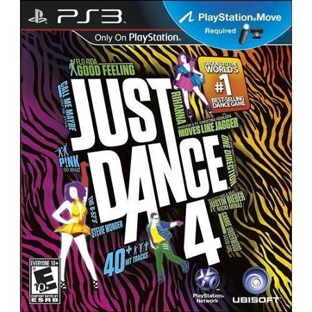 Just Dance 4 PLAYSTATION 4 GAME
