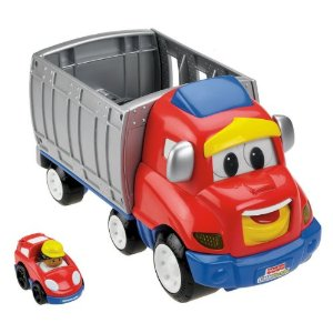 Fisher-Price Little People Wheelies Zig The Big Rig RC Toys