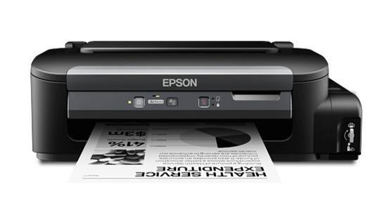 Epson M100 Ink Tank Black & White Inkjet Printer