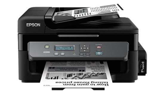 EPSON M200 Ink tank Print Scan & Copy Black & White Inkjet