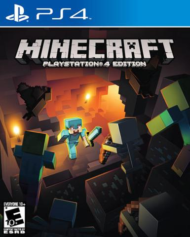 Minecraft PLAYSTATION 4 GAME