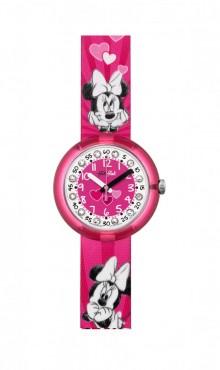 Swatch  DISNEY'S  MINNIE  MOUSE  ZFLNP006  Watch