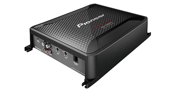 Pioneer Mono GM-D8601 Car Amplifier