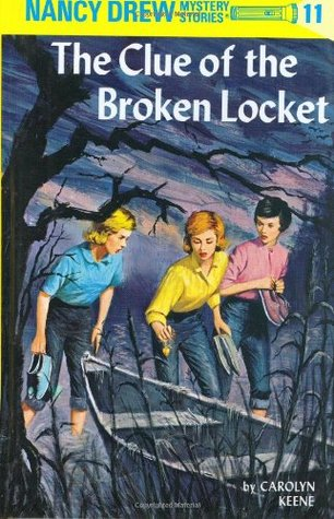 Nancy Drew Book 11 -The Secret of the Old Clock Paperback