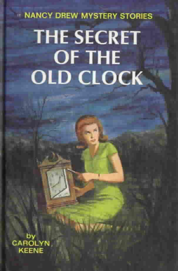 Nancy Drew Book 1 -The Secret of the Old Clock Paperback