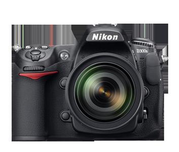 Nikon 12.3 Mega pixels D300S DSLR