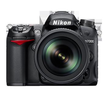Nikon 16.2 Mega pixels D7000 DSLR
