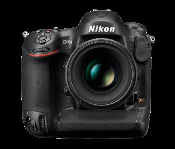 Nikon 16.6 Mega pixels D4S DSLR