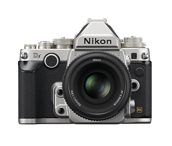 Nikon 16.6 Mega pixels Df DSLR