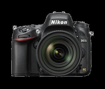 Nikon 24.3 Mega pixels D610 DSLR