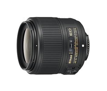 Nikon AF-S NIKKOR 35MM F1.8G ED
