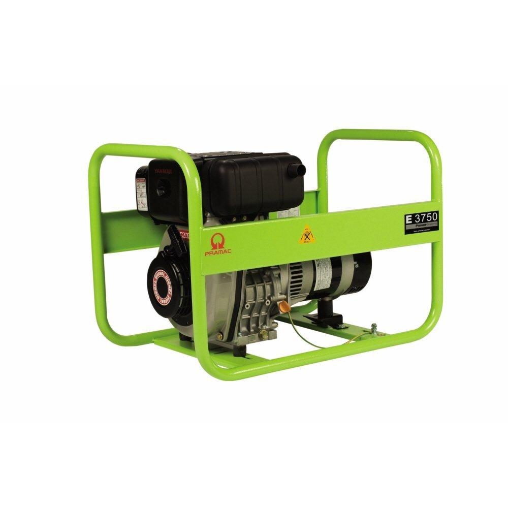 Pramac PA352MYH002 Diesel 4.16 KVA Recoil  start Portable Generators