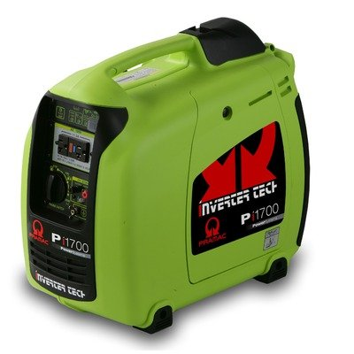 Pramac PI1700  Petrol 13  KVA Manual  Start Portable Generators