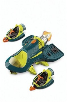 Fisher-Price Planet Heroes Turbo Shuttle RC Toys