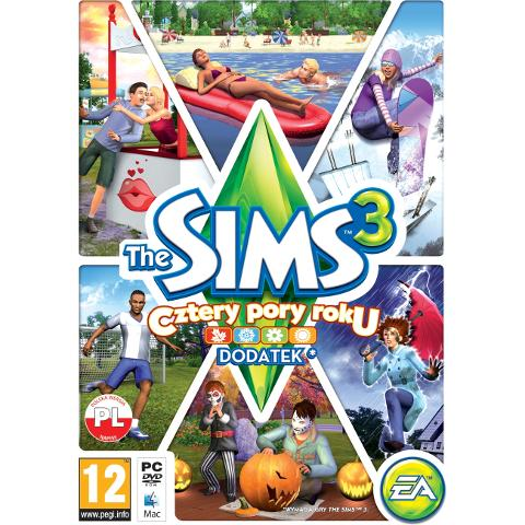 Electronic Arts The Sims 3: Seasons PC Game